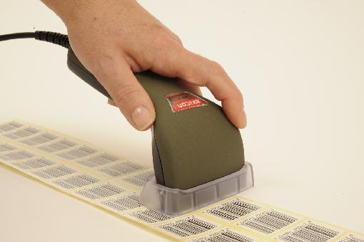 Axicon 6025-S Barcode Verifier