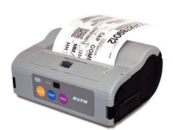 Sato MB4i Printer