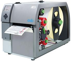 xc6 label printer